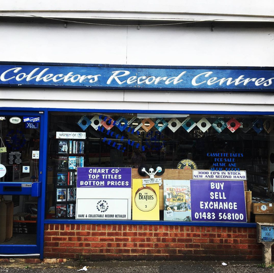 Collectors Record Centre Guildford