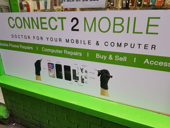 Connect 2 mobile banner