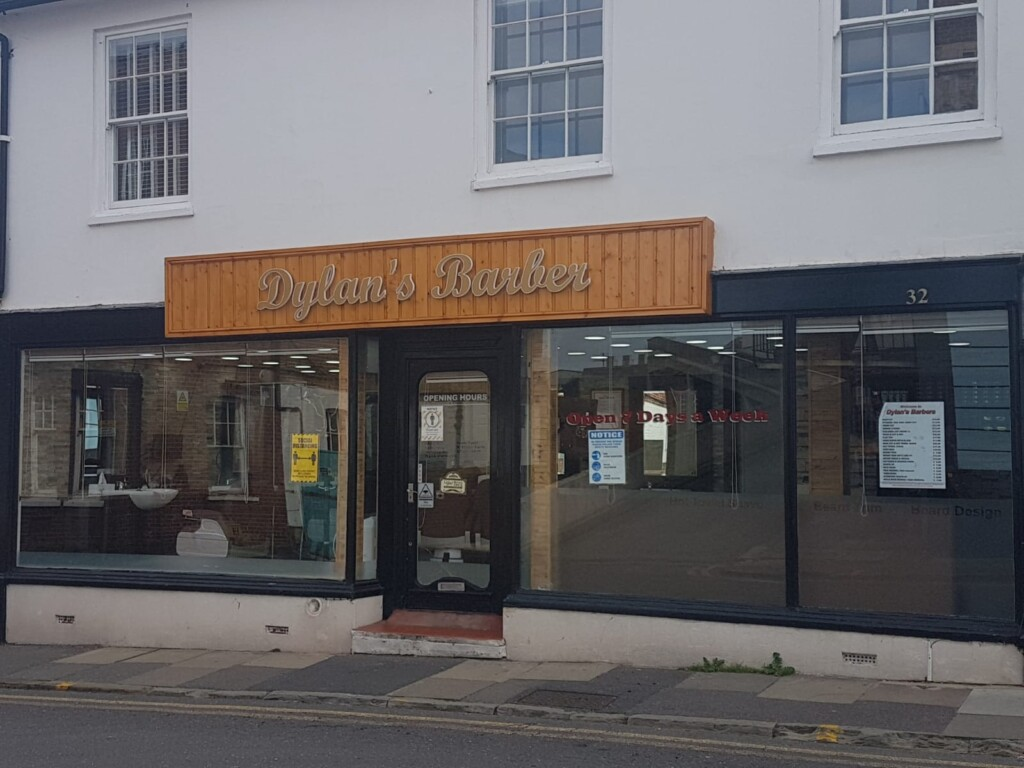 Dylans Barbers