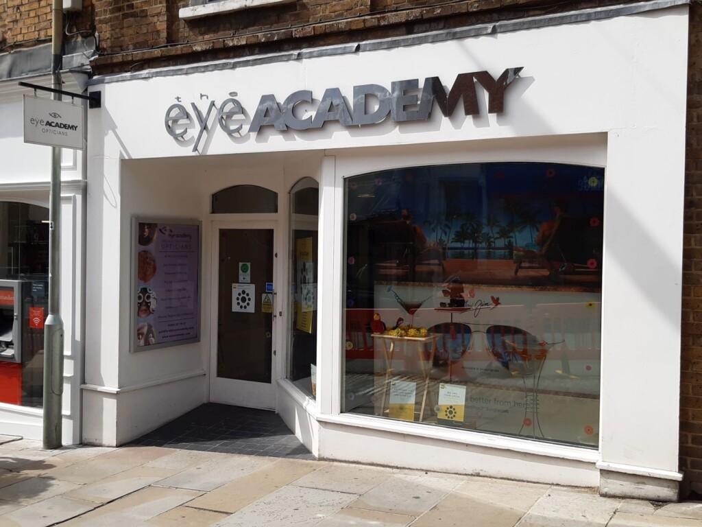 Eye Academy Banner