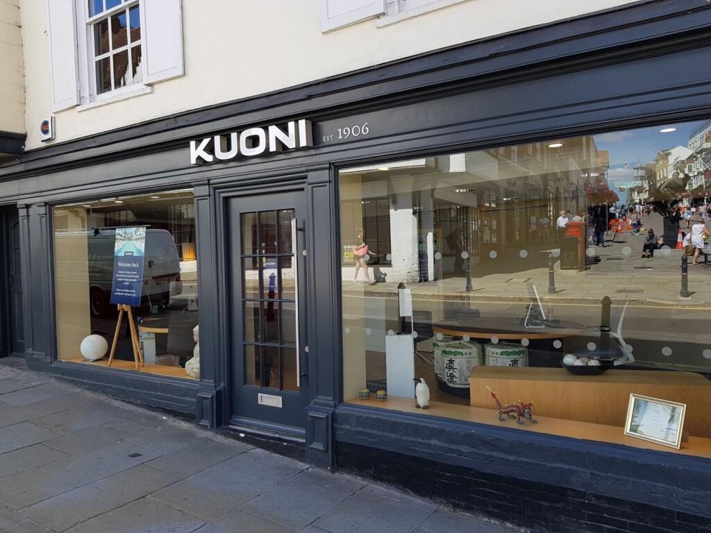 Kuoni banner
