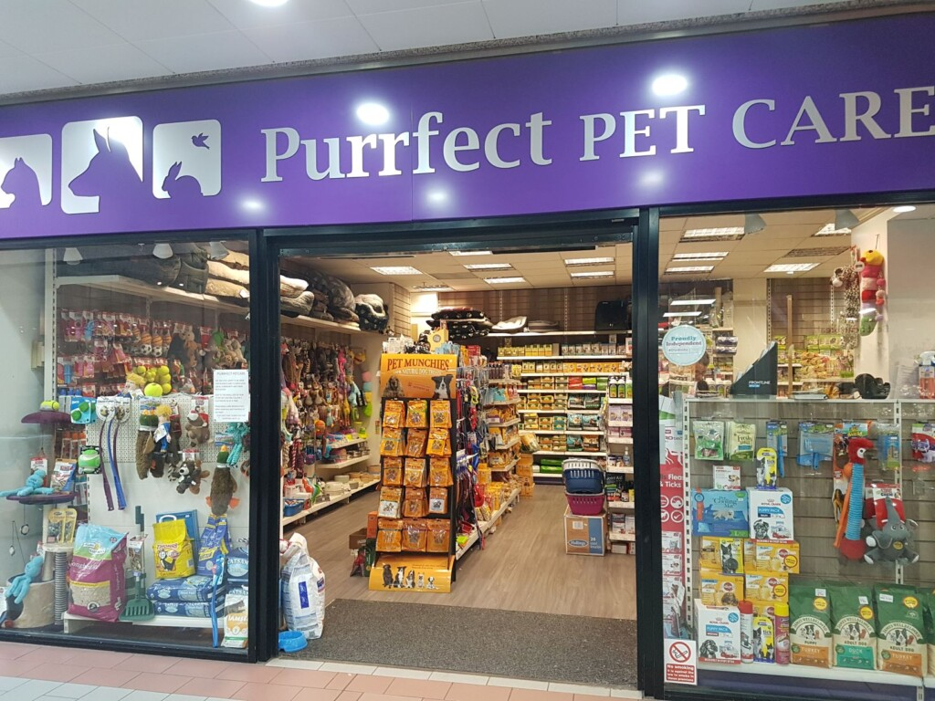 Purrfect Pet Care banner