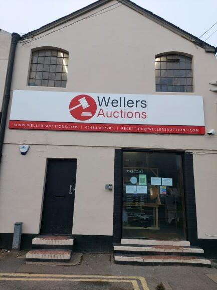 Wellers resised