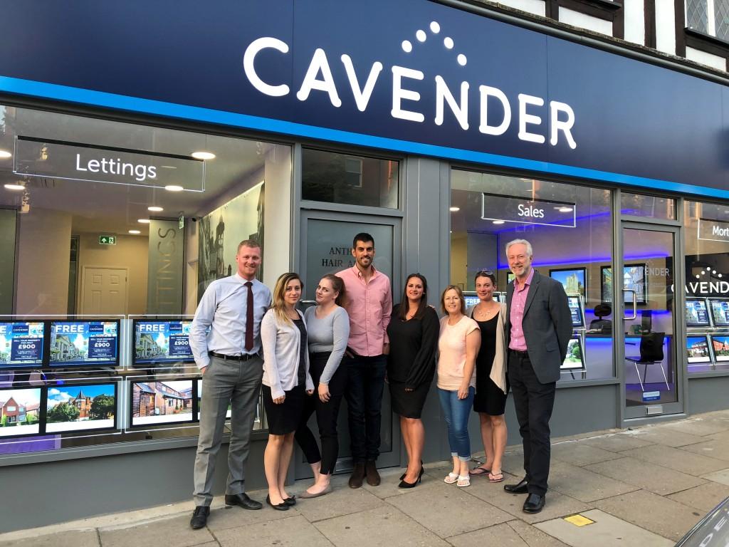 Cavender Estate Agents