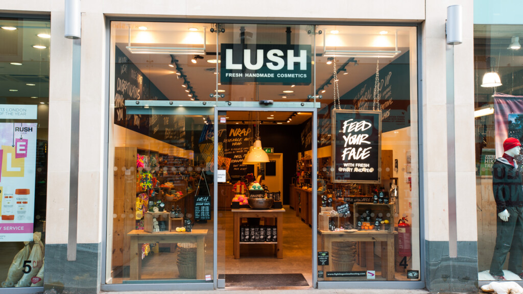 lush guildford