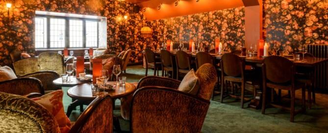 Cosy Club private room