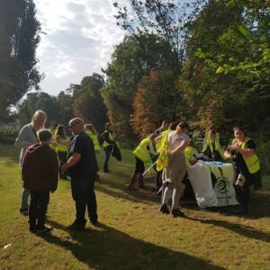 Guildford Litter Pick