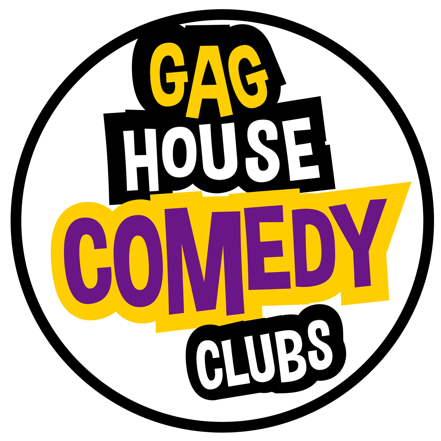 Gag house comedy club