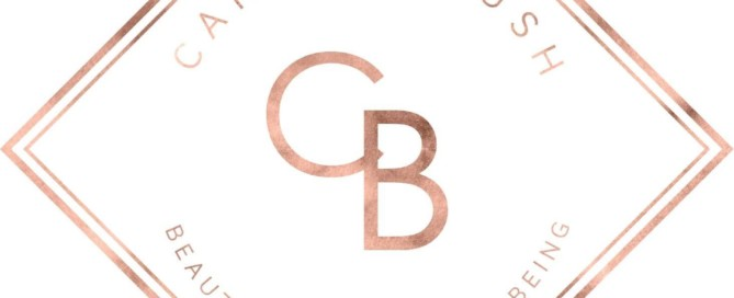 Carbon blush logo