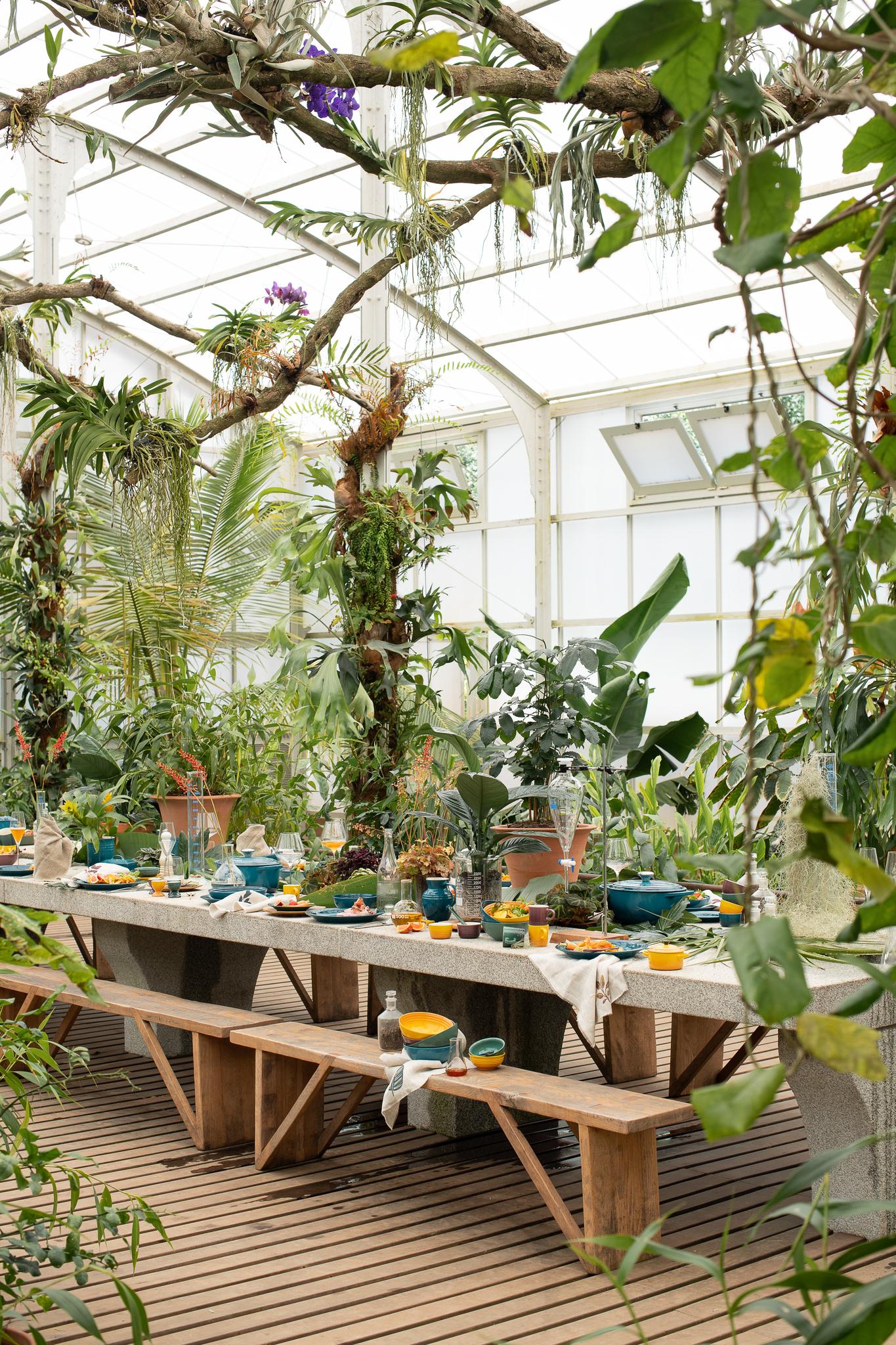 Le Creuset Botanique
