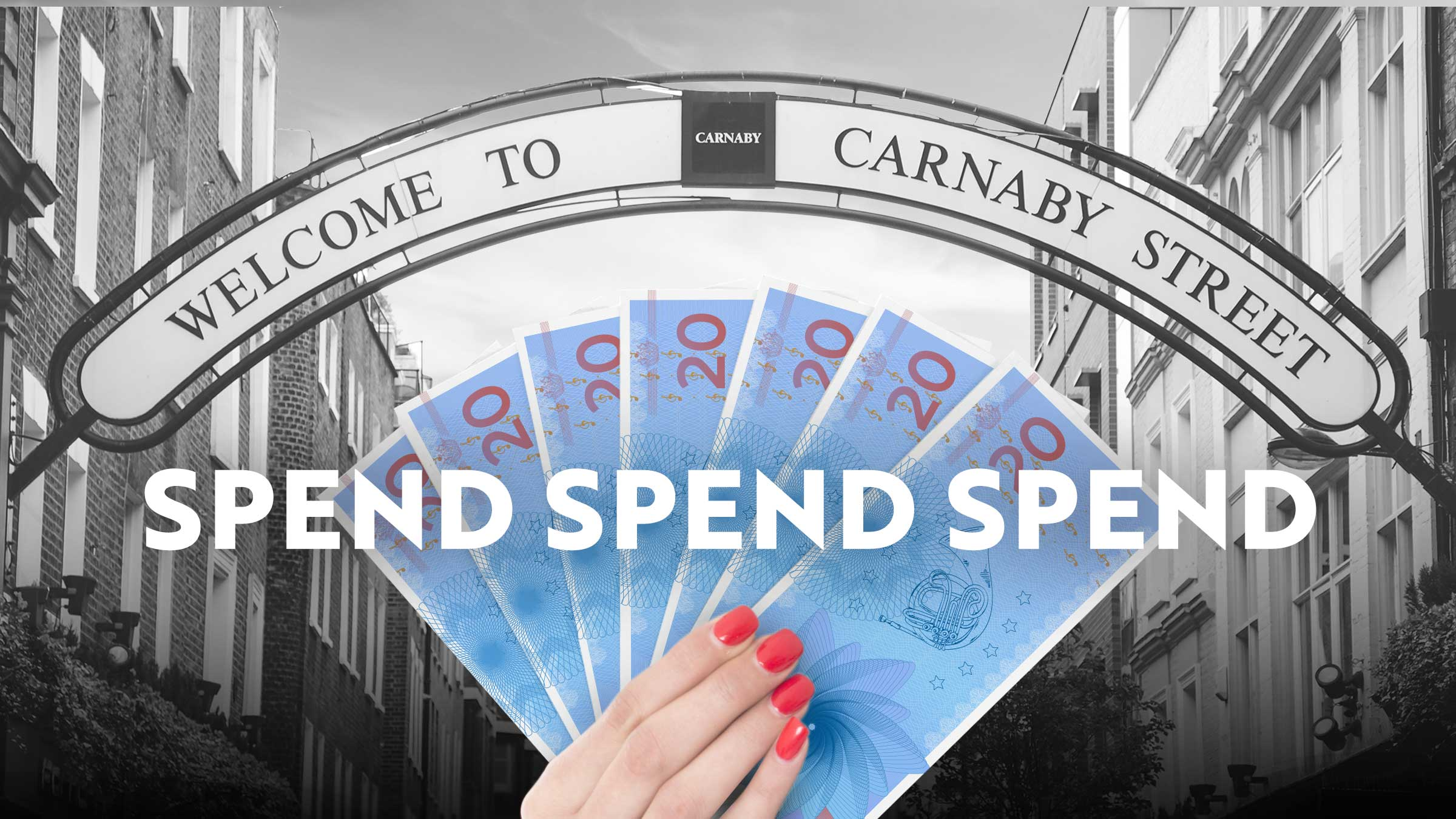 Spend Spend Spend