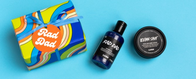Lush Father's Day