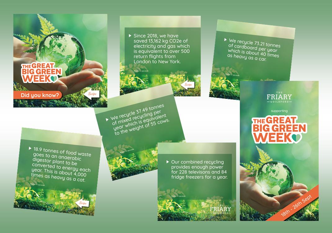 Great Big Green Week Friary
